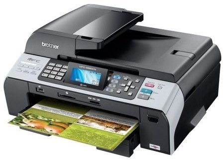 Brother MFC5890CN Printer