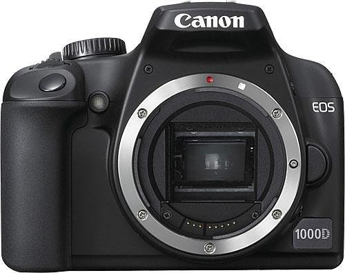 Image of Canon EOS-100D Digital Camera Body + Canon 18-55mm STM Digital Camera Lens Kit