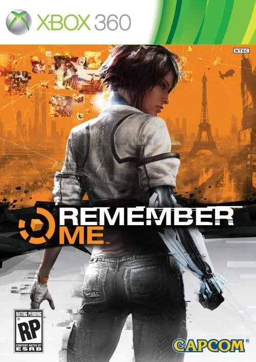 Capcom Remember Me Xbox 360 Game