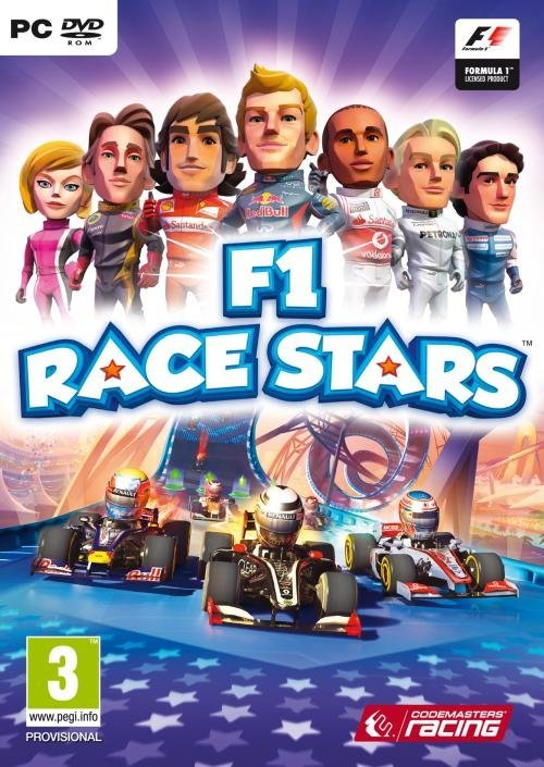 Codemasters F1 Race Stars PC Game
