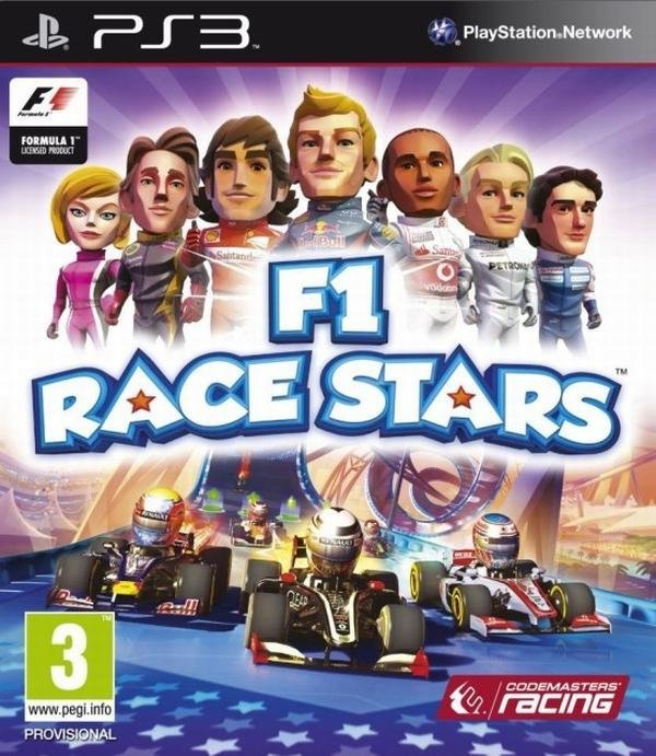 Codemasters F1 Race Stars PS3 Playstation 3 Game
