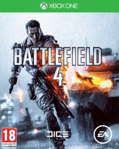 Electronic Arts Battlefield 4 Xbox One Game