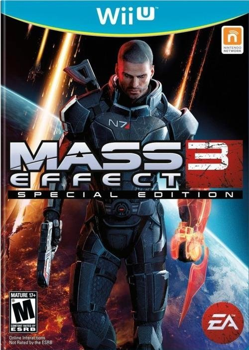 Electronic Arts Mass Effect 3 Special Edition Nintendo Wii U Game