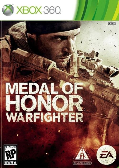 Electronic Arts Medal of Honor Warfighter Xbox 360 Game