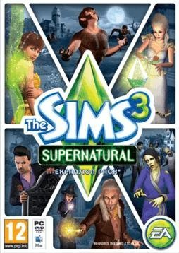 Electronic Arts The Sims 3 Supernatural PC Game