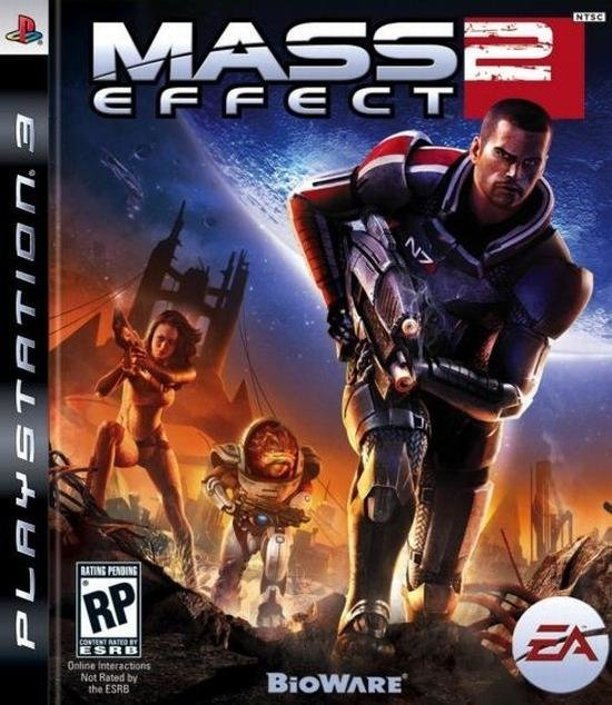 Mass Effect 2 Ps3 Save Game