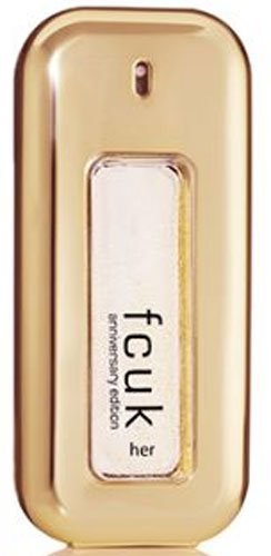 Fcuk French Connection FCUK Anniversary Edition For Her 100ml EDT Women's Perfume