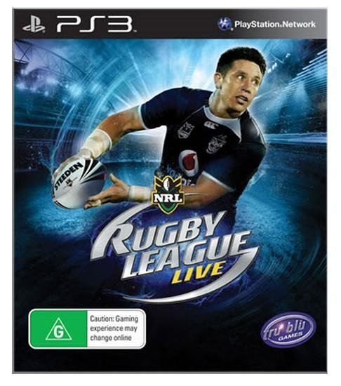 Sports Rugby Live: Best HES Rugby League Live PS3 Playstation 3 Game Prices