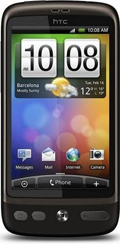 HTC Desire A8181 Mobile Phone