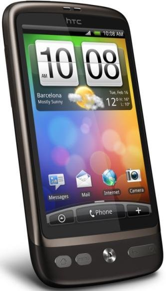 HTC Desire A8183 Mobile Phone