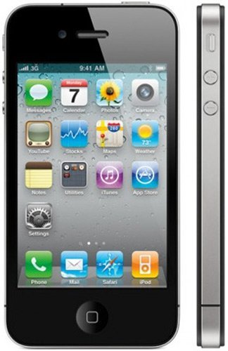 Apple iPhone 4S 16GB Mobile Phone