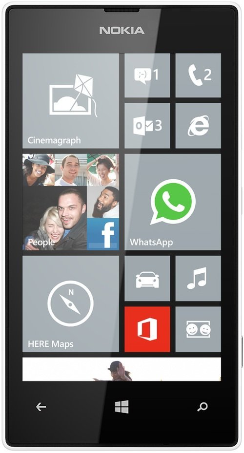 Nokia Lumia 520 Mobile Phone