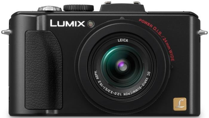 Panasonic DMC-LX5 Digital Camera