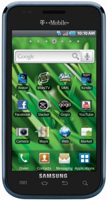 Samsung Vibrant T959 Mobile Phone