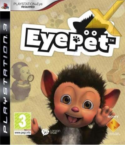 SCE Eyepet PS3 Playstation 3 Game