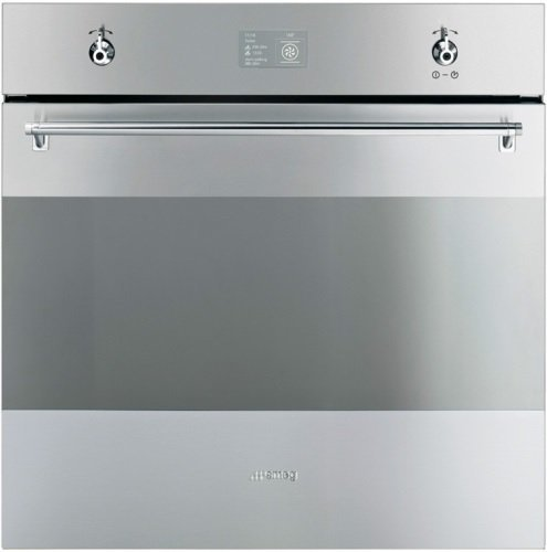 Image of Smeg SFPA395X 60cm Multifunction Thermoseal Oven