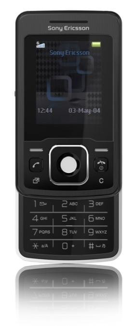 Sony T303 Mobile Phone