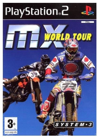 System 3 mx world tour ps2 playstation 2 game compare prices amp save