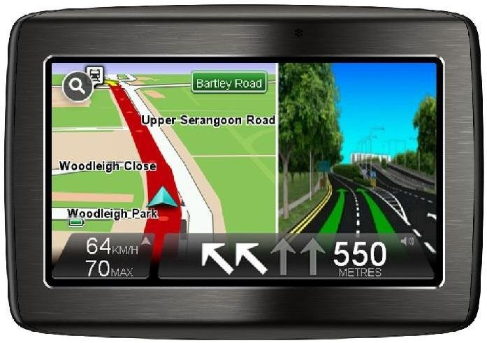 TomTom VIA 280 GPS Device