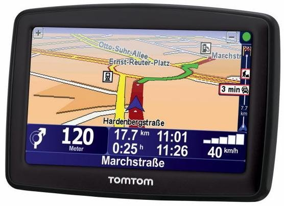 TomTom XL Classic GPS Device