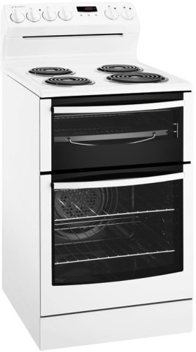 Image of 54cm Freestanding Westinghouse Electric Upright Cooker WLE527WA