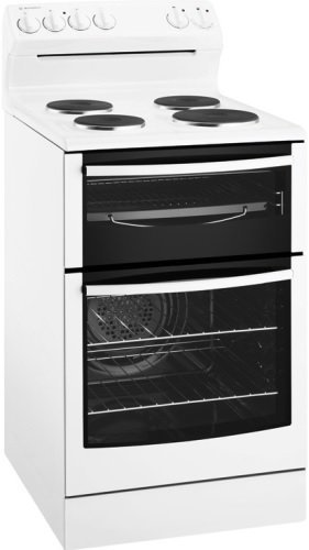 Image of 54cm Freestanding Westinghouse Electric Upright Cooker WLE535WA