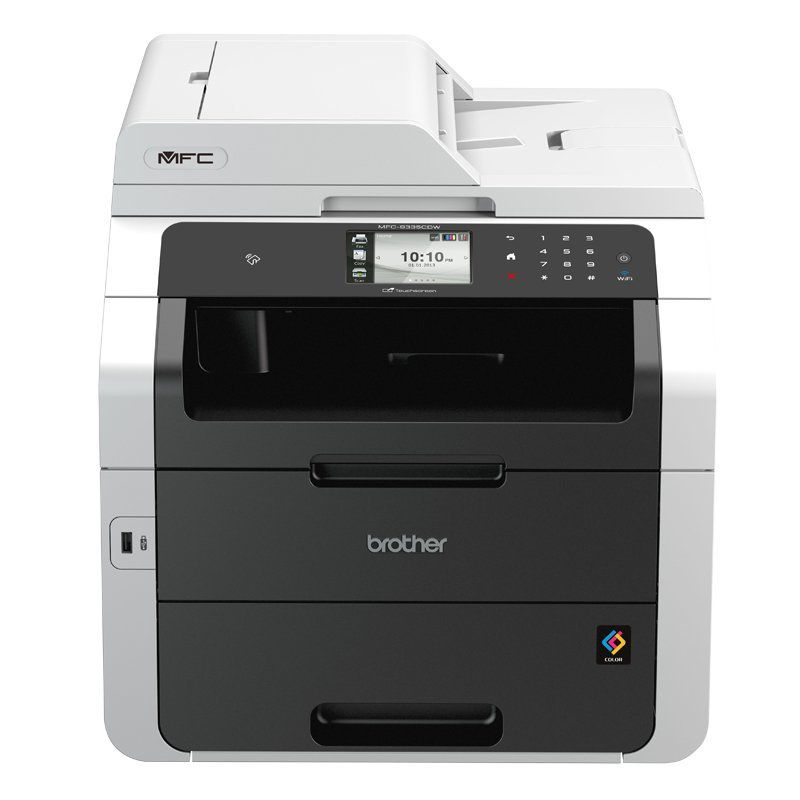Image of Brother MFC-9335CDW Wireless Colour Laser MFC Printer