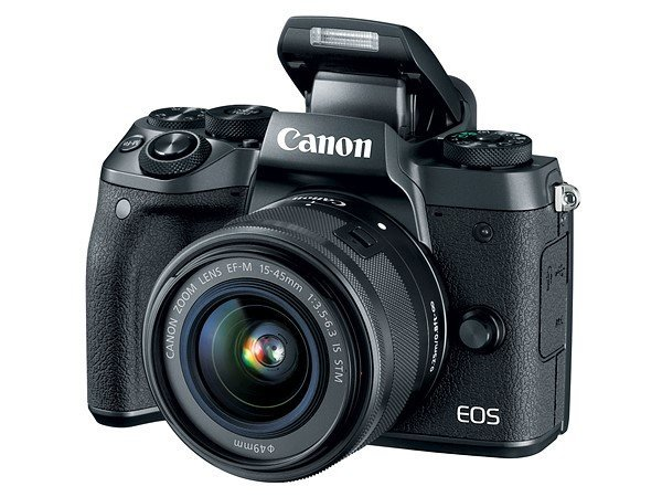 Image of Canon EOS M5 (Body Only)