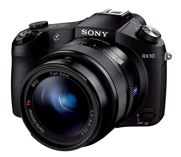Image of Sony Cyber-Shot DSC RX100 Mark III Digital Camera