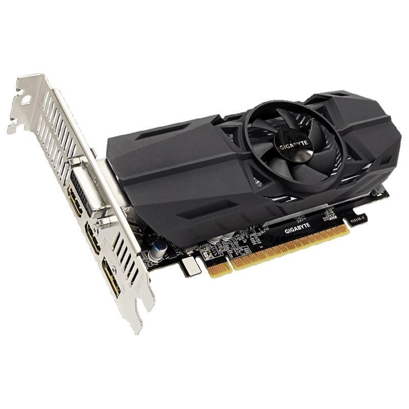 Gigabyte GeForce GTX 1050 OC Low Profile 2GB Graphics Card