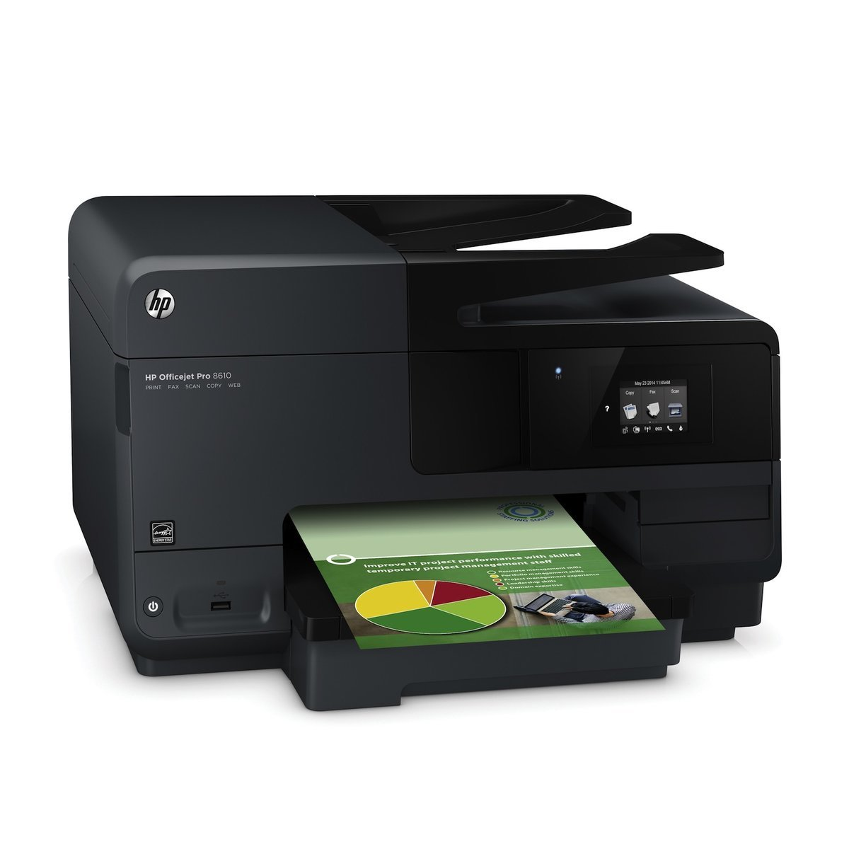 Best hp office deskjet pro 8610 a7f64a printers prices in for Best home office hp inkjet printer