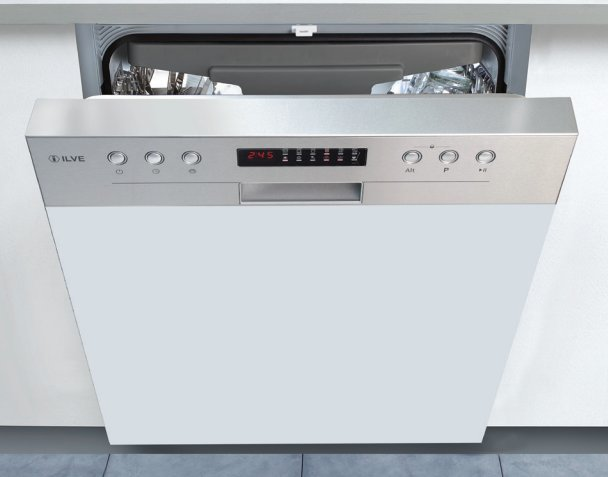 ilve dishwasher how to use