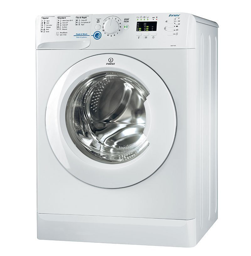 Image of Indesit Front Loader XWA71283WAUS