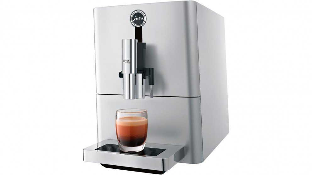 best jura ena micro 90 coffee maker prices in australia getprice. Black Bedroom Furniture Sets. Home Design Ideas