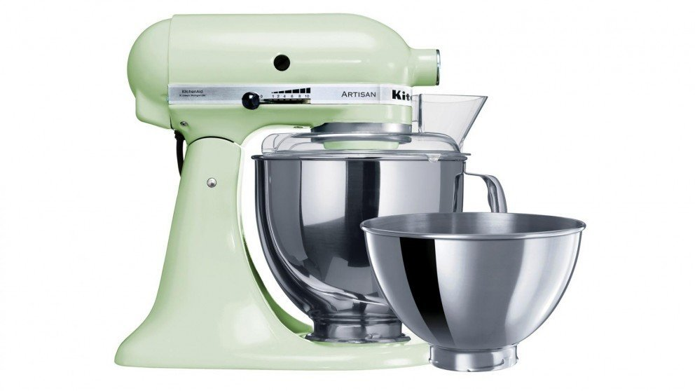 Lowe's Canada is the best place to shop for KitchenAid products It all started in with the legendary stand mixer. In the years since, KitchenAid has built an entire kitchen's worth of products around the same quality craftsmanship, versatile technology and timeless style.