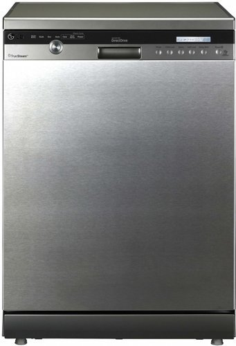 Image of LG 14 Place True Steam Freestanding Dishwasher - Stainless Steel