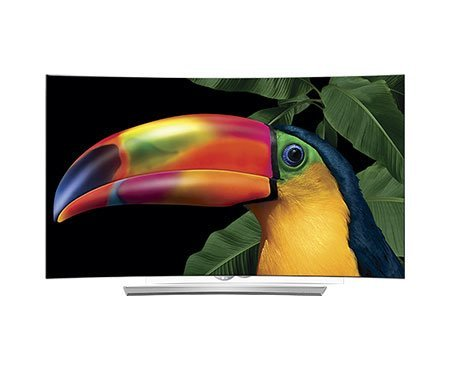 Image of LG 55 INCH 4K ULTRA HD OLED WITH WEBOS 2.0 SMART+ TV 55EG960T