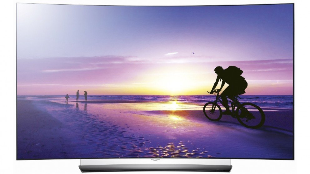 "Image of LG 55"" OLED55C6T Series C6 Curved 4K UHD OLED TV"