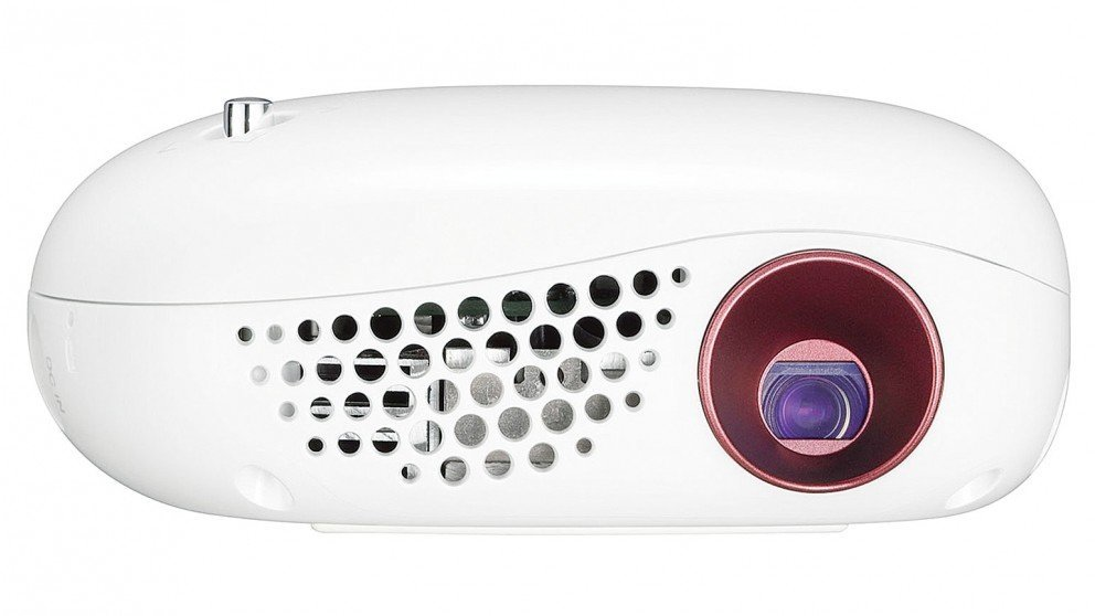 Compare lg pv150g led portable pocket projector prices in for Handheld projector price