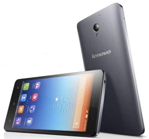 Image of Lenovo S860 16GB 3G Grey Unlocked