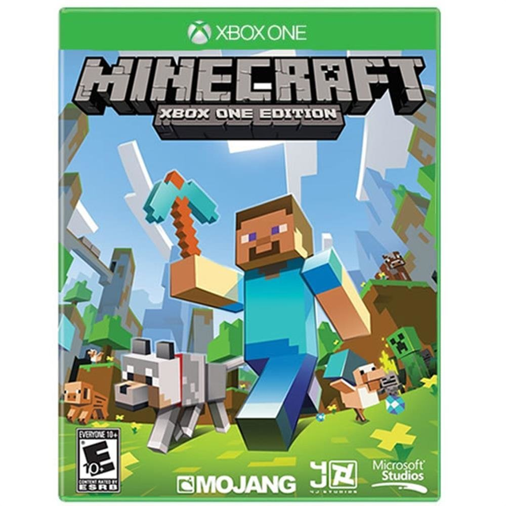 compare microsoft minecraft xbox one game prices in. Black Bedroom Furniture Sets. Home Design Ideas