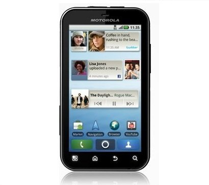 Motorola Defy Mobile Phone