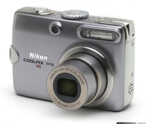 Image of Nikon Coolpix P330 (REFURB) Digital Compact Camera