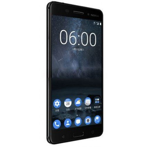 Best Nokia 6 Dual 64GB 4G Mobile Cell Phone Prices in ...