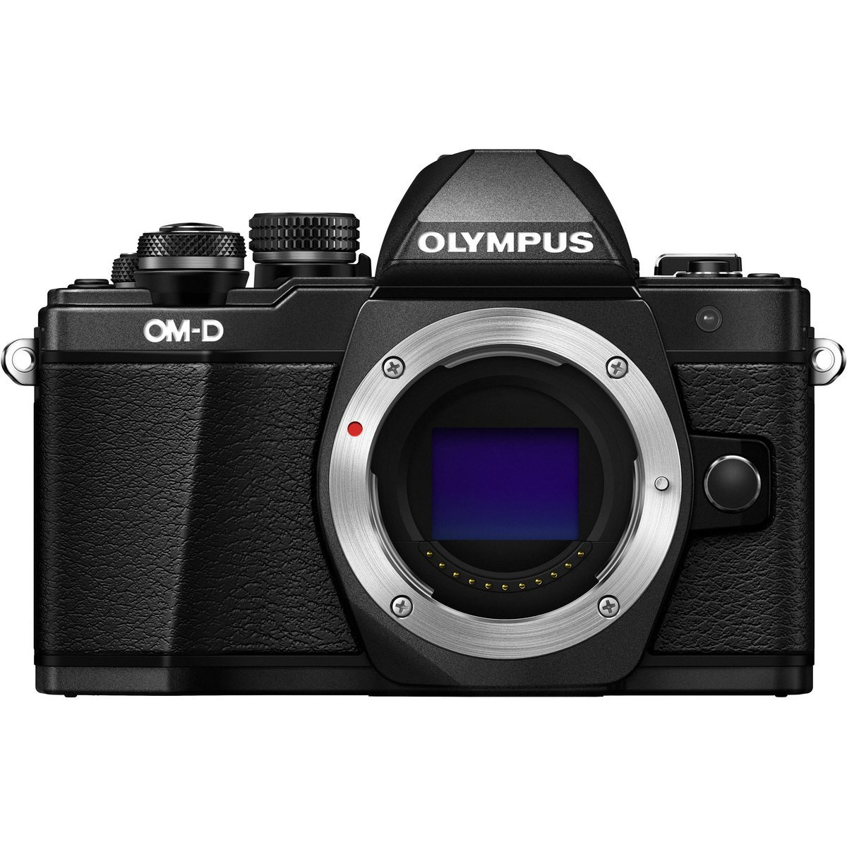 Image of Olympus E-M10 Mark II OM-D Body Only Digital Camera - Black