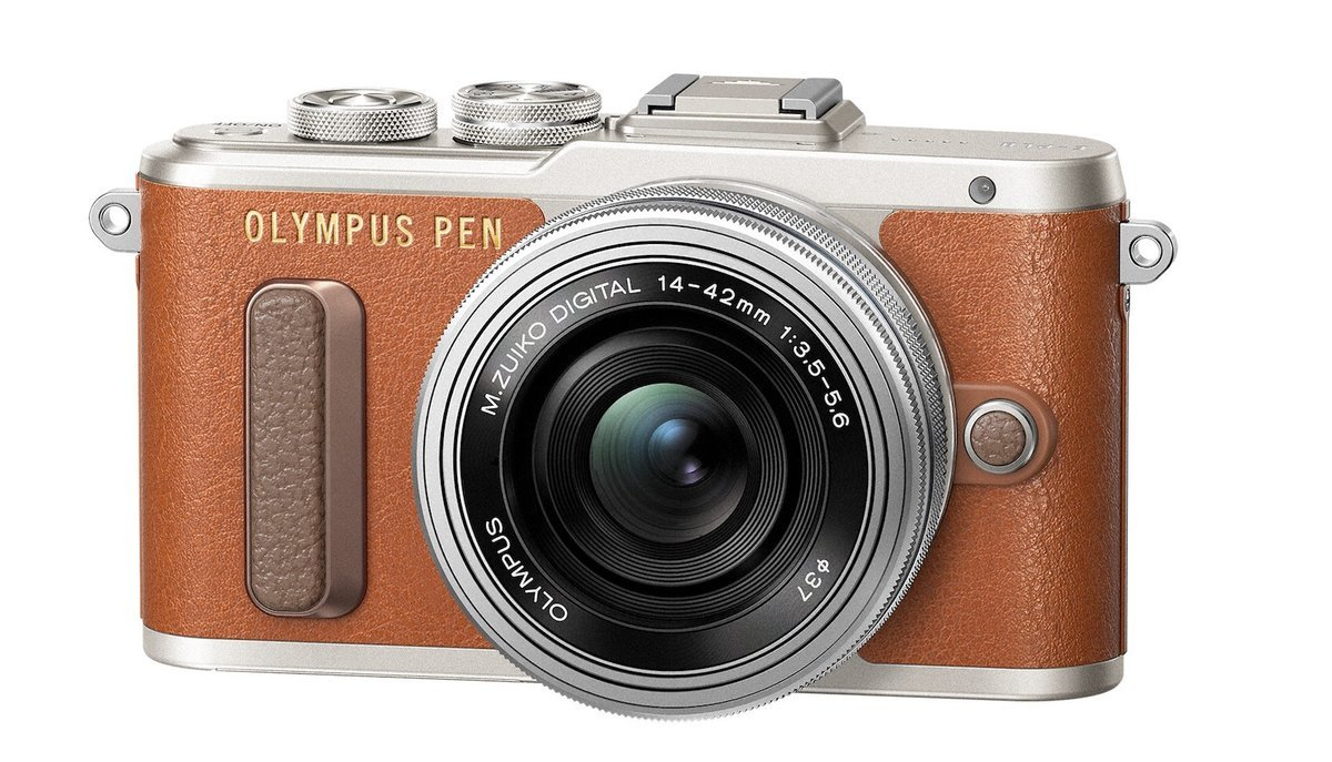 Image of Olympus E-PL8 14-42mm EZ Black