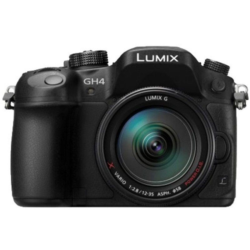 Image of Panasonic LUMIX DMC-GH4A GH4 ( PAL )Digital Camera + 12-35mm F2.8 Lens Kit