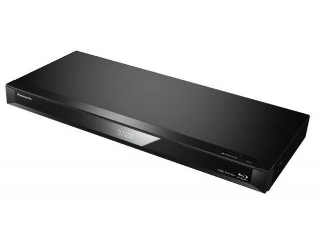 Image of PANASONIC 3D Blu-ray Disc™/ DVD Recorder with Twin HD Tuner DMR-BWT460GN