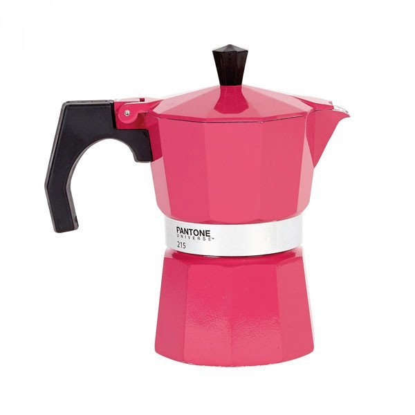 Pantone Italian Coffee Maker : Compare Pantone Universe 215 Hot Pink Coffee Maker prices in Australia & Save
