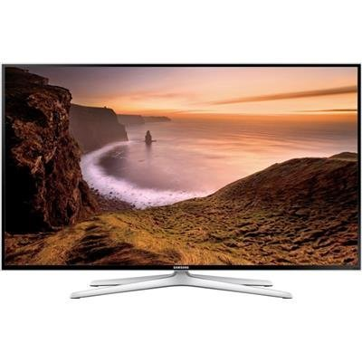 "Image of Samsung - 55"" 3D Full HD LED LCD Smart TV, Series 6 - Factory Refurbished"